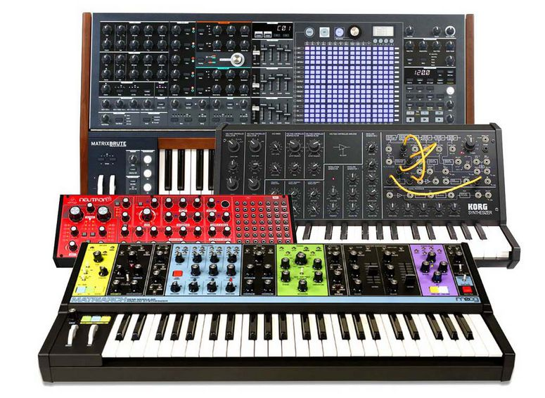 Synthesizers lebanon products archive analog digital keyboard modules