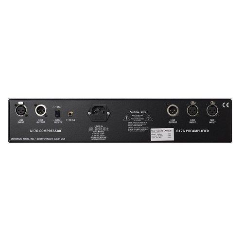 Universal Audio 6176 analog preamp compressor lebanon