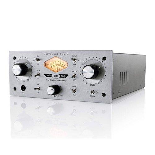 Universal Audio 710 Twin-Finity microphone preamp lebanon