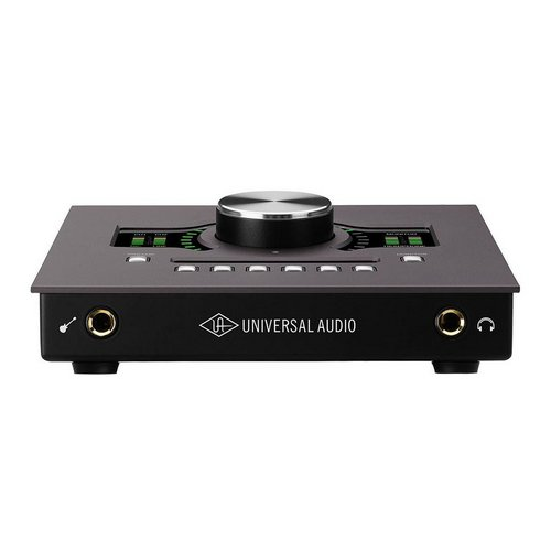 Universal Audio Apollo Twin MKII Duo audio interface quad lebanon