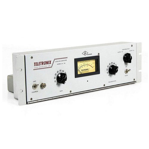 Universal Audio LA-2A analog compressor tube limited lebanon