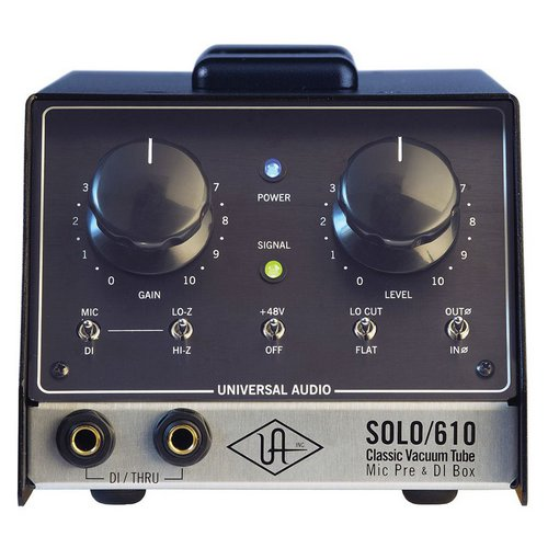 Universal Audio SOLO 610 microphone preamp lebanon