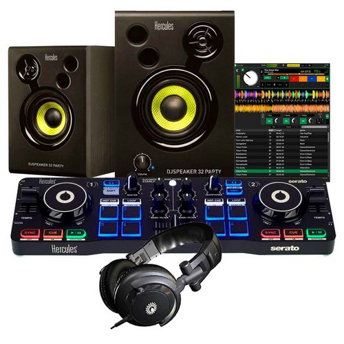 Hercules DJ Control Starlight Starter Kit Offer christmas gift lebanon