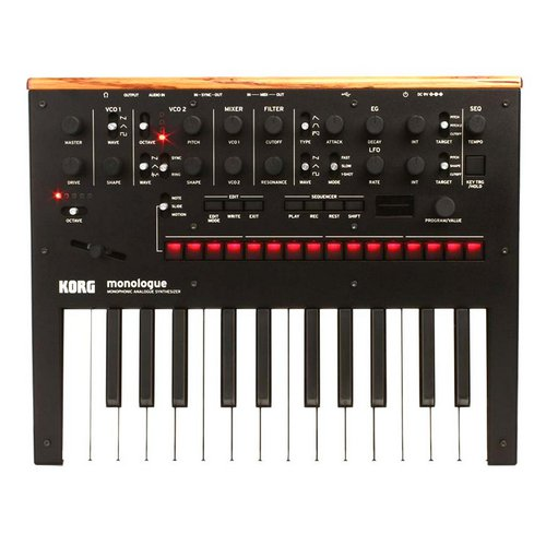 Korg Monologue Analog Synthesizer lebanon