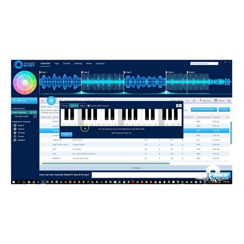 Mixed In Key dj software harmonic mixing lebanon