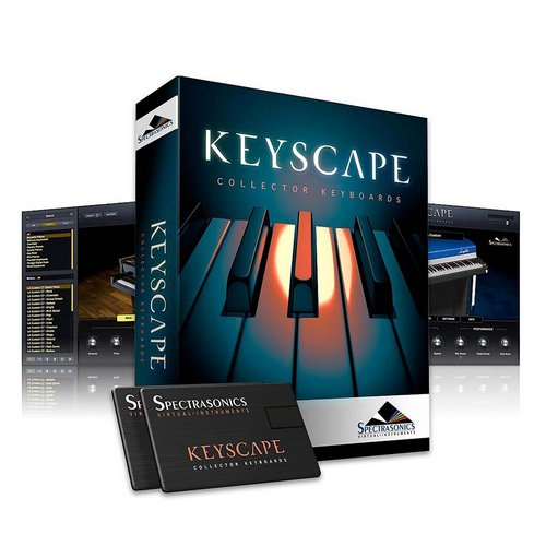 Spectrasonics Keyscape Plugin Synthesizer Software Lebanon