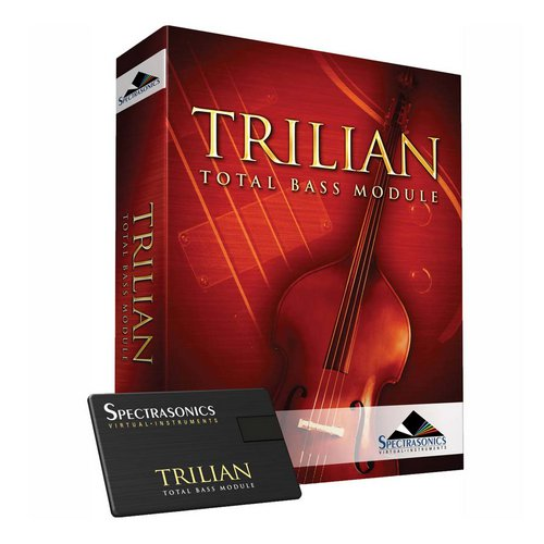 Spectrasonics Trilian Plugin Synthesizer Software Lebanon