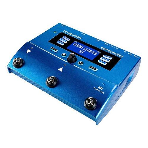 TC Helicon Voicelive Play harmonizer effect pedal pitch correction vocal designer lebanon