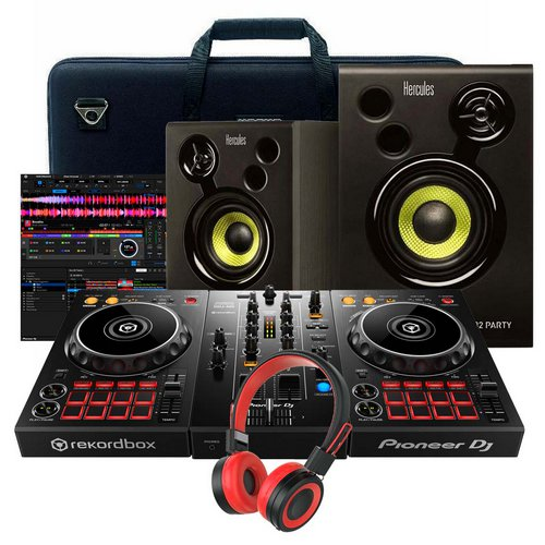 Pioneer DDJ-400 DJ Starter Pack Bundle Offer ddj400 christmas offer deal