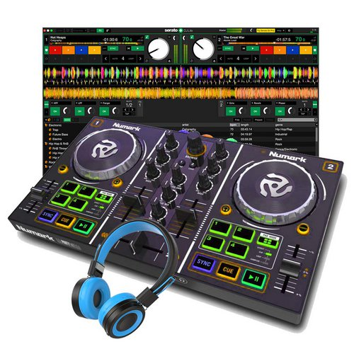 Numark Party Mix DJ & Light Show Bundle Offer christmas gift lebanon
