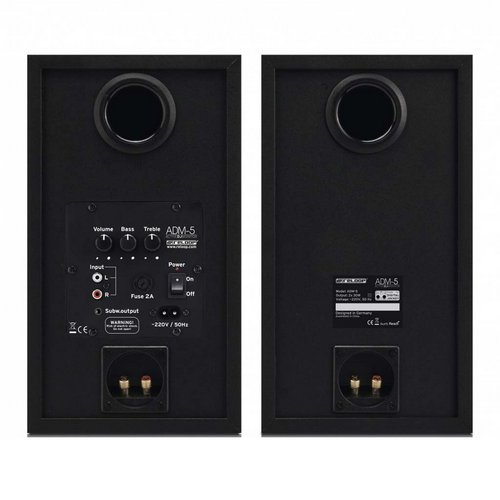 Reloop ADM-5 DJ Monitors speakers lebanon