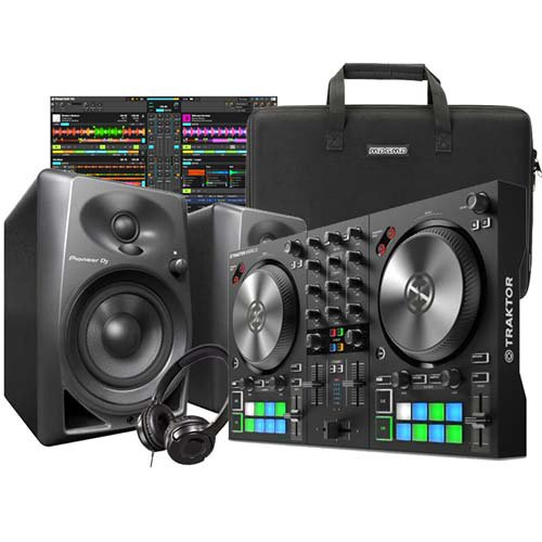 Traktor DJ & Performance Starter Pack Offer christmas gift lebanon