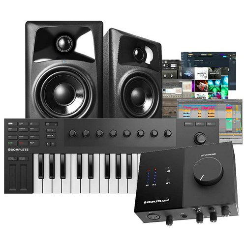 Music Production Komplete Starter Pack Offer christmas gift lebanon music production