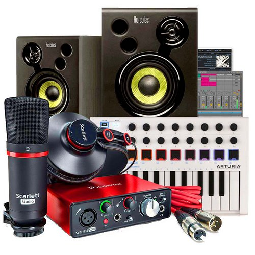 Music Production Recording Pack Offer christmas gift lebanon