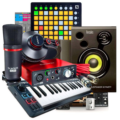 Music Production & Live Recording Pack Offer christmas gift lebanon