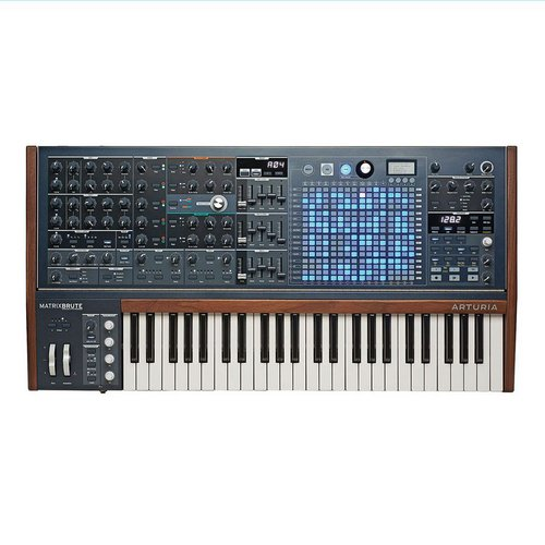 Arturia MatrixBrute lebanon analog synthesizer
