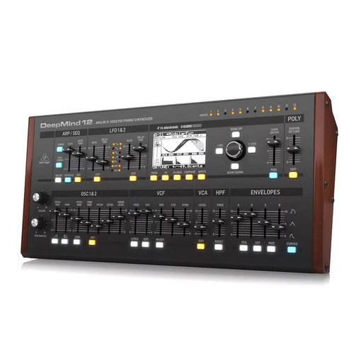 Behringer DeepMind 12D analog Synthesizer lebanon