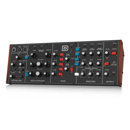 Behringer Model D analog Synthesizer lebanon