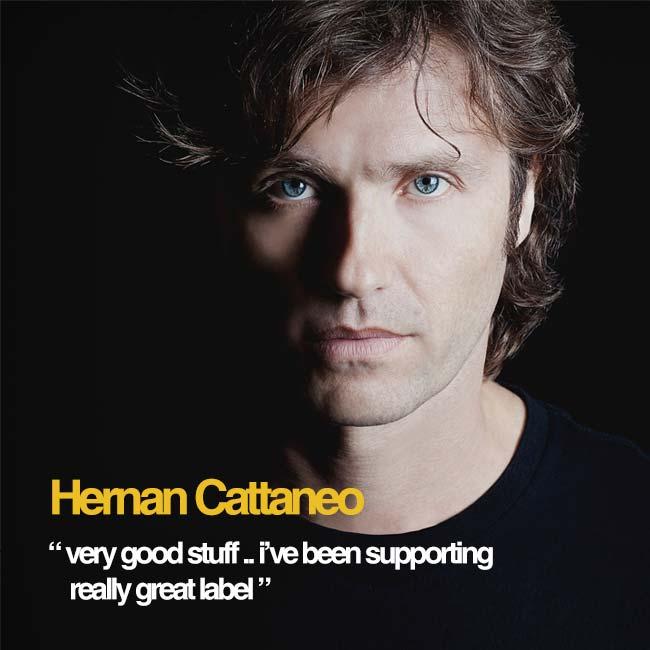 Hernan Cattaneo Supports Per-vurt
