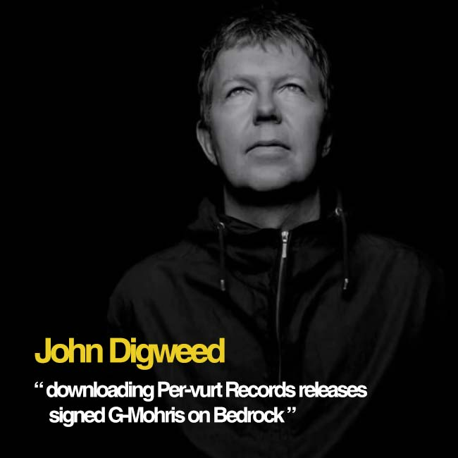 John Digweed Supports Per-vurt