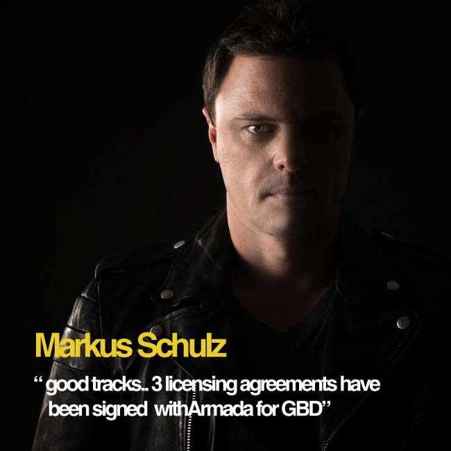 Markus Schulz Supports Per-vurt