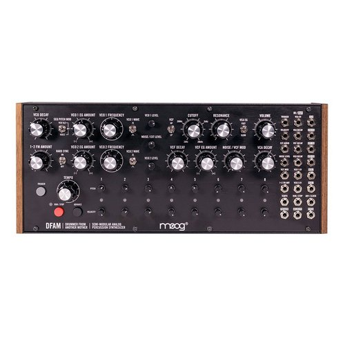 Moog DFAM analog drum Synthesizer lebanon