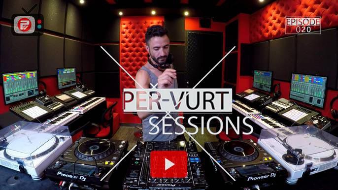 3LIAS Per-vurt Sessions Live DJ Set Lebanon