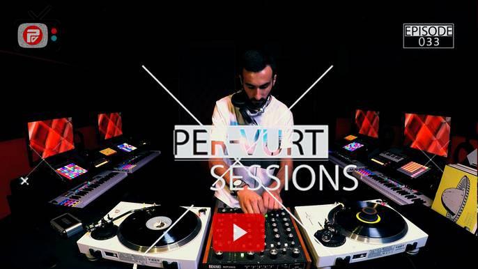 Ralph Nasr Live Per-vurt Sessions Vinyl Mix Lebanon