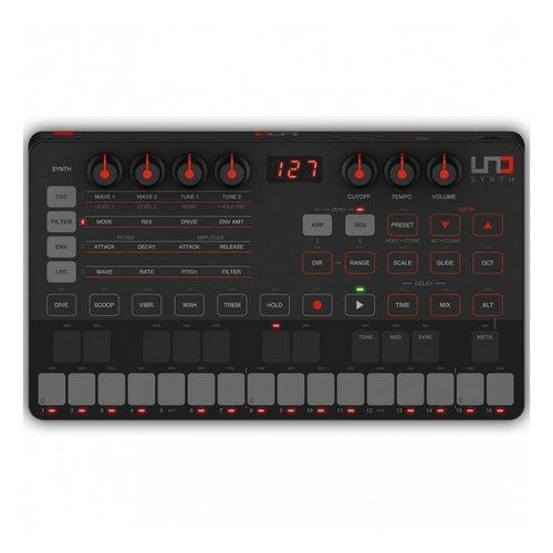 iK Multimedia UNO Synthesizer monophonic analog lebanon