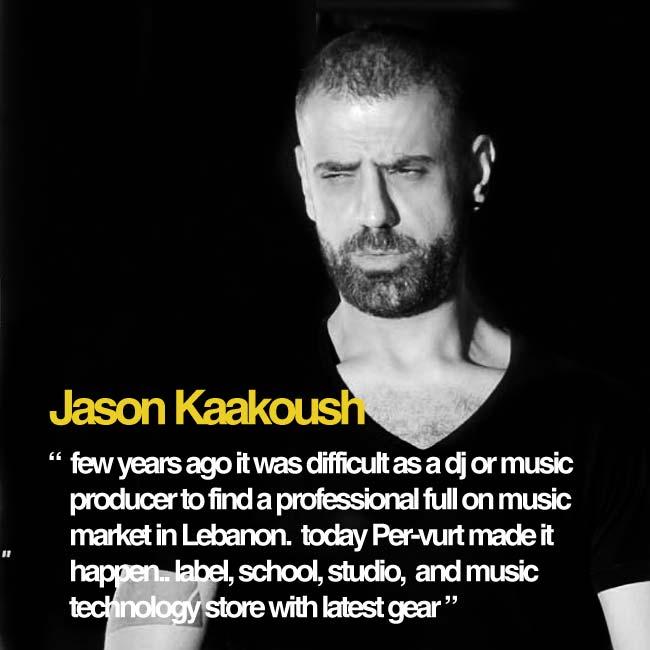 Jason Kaakoush Supports Per-vurt