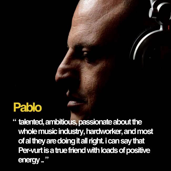 Pablo Supports Per-vurt