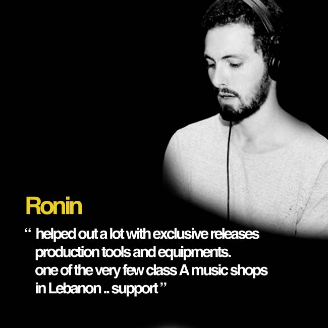 Ronin Supports Per-vurt