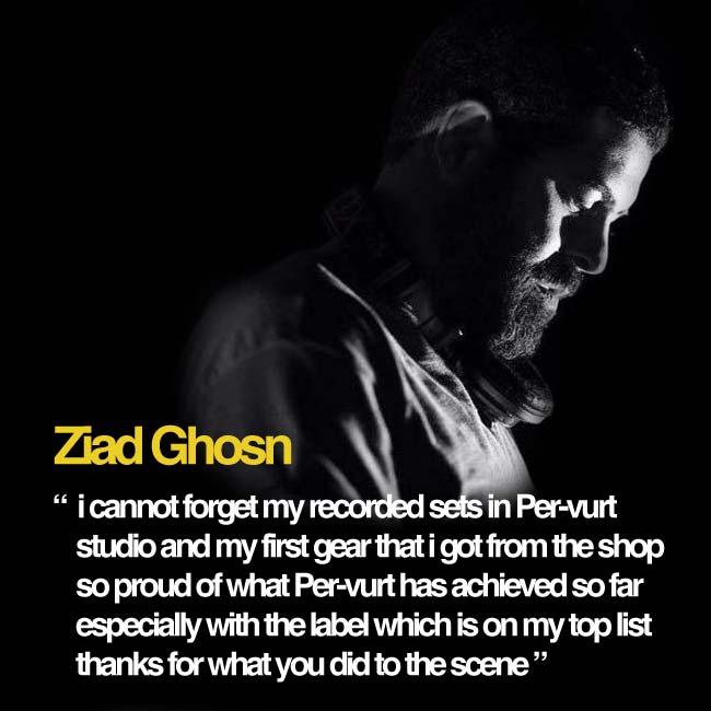 Ziad Ghosn Supports Per-vurt