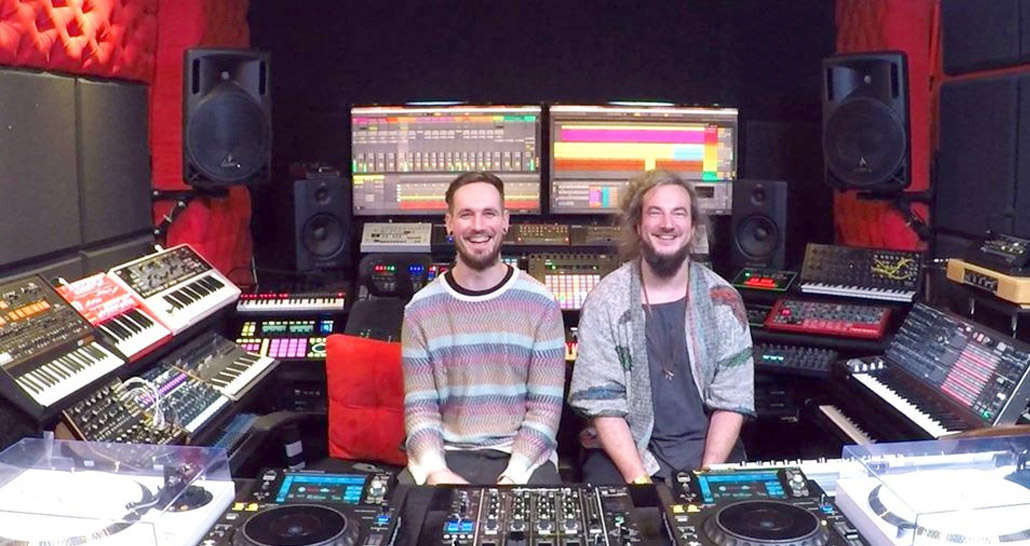 Monkey Safari at Per-vurt DJ & Music Production School and Studio, Beirut Lebanon