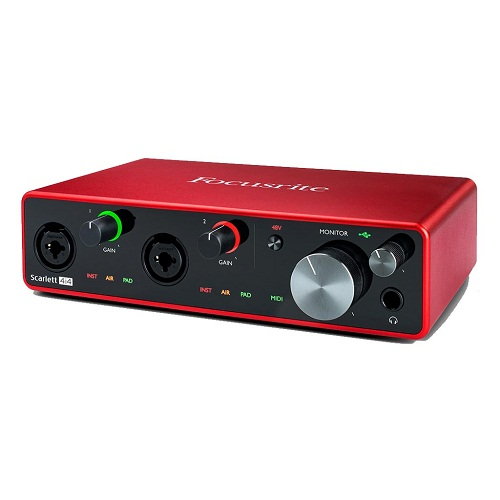 Focusrite Scarlett 8i6 g3 Audio Interface Soundcard Beirut Lebanon