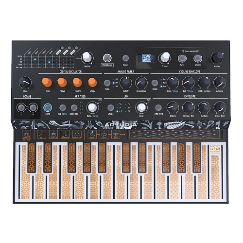 Arturia Microfreak Analog Synthesizer Beirut Lebanon