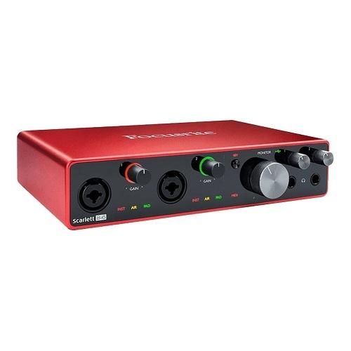 Focusrite Scarlett 8i6 g3 Audio Interface Soundcard Beirut Lebanon