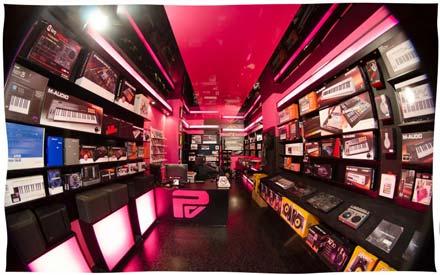 Per-vurt Music Technology Store Shop DJ Music Production Reocrding Gear Beirut Lebanon