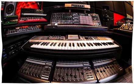 Per-vurt DJ & Music Production School Studio Beirut Lebanon
