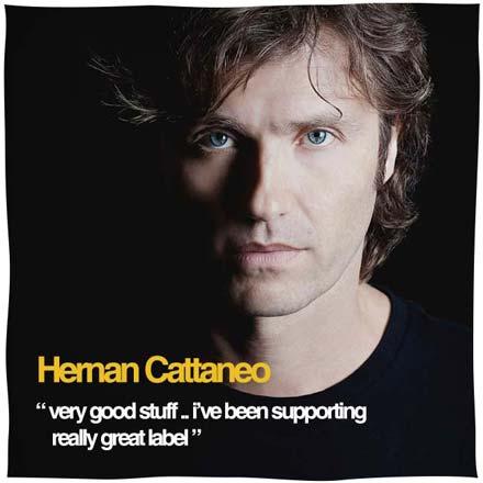 Hernan Cattaneo Supports Per-vurt Records