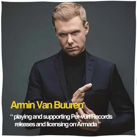 Armin Van Buuren Supports Per-vurt Records