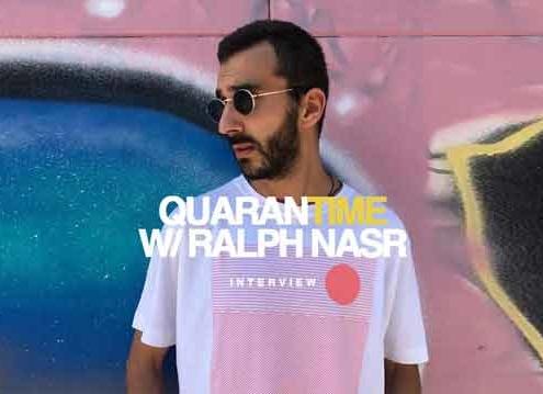 Interview DJ Ralph Nasr Lebanon