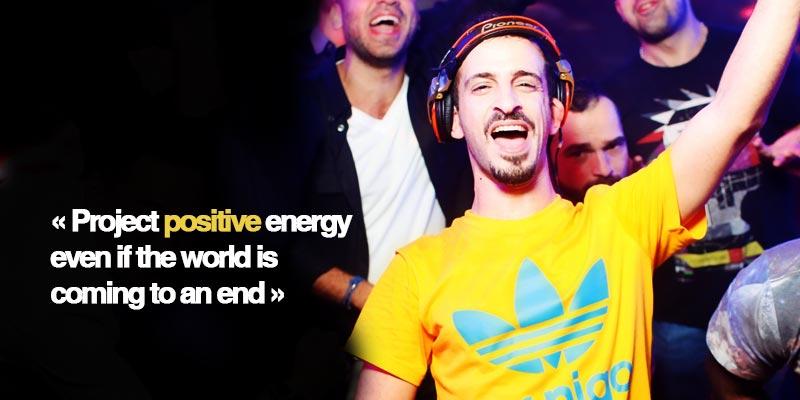 DJ Madjam Interview Beirut Lebanon Quarantine