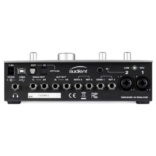 Audient ID22 Audio Interface Soundcard Lebanon