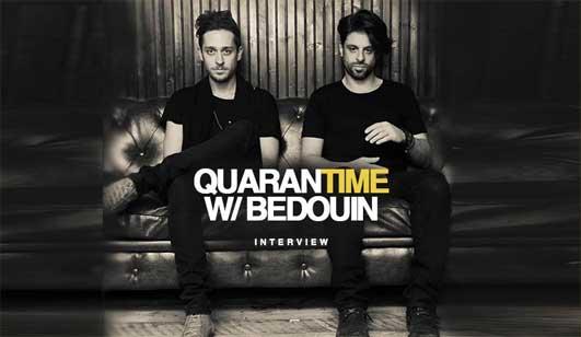 Interview Bedouin Lebanon DJ Producer