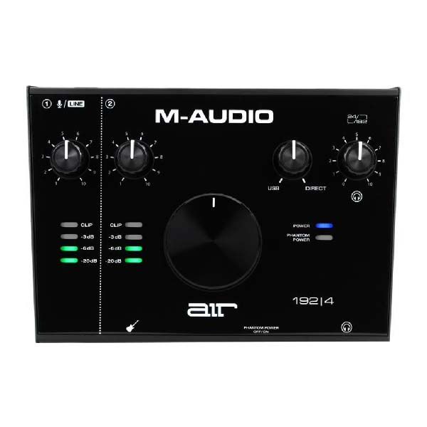 M-AUdio AIR 192 4 audio interface Lebanon