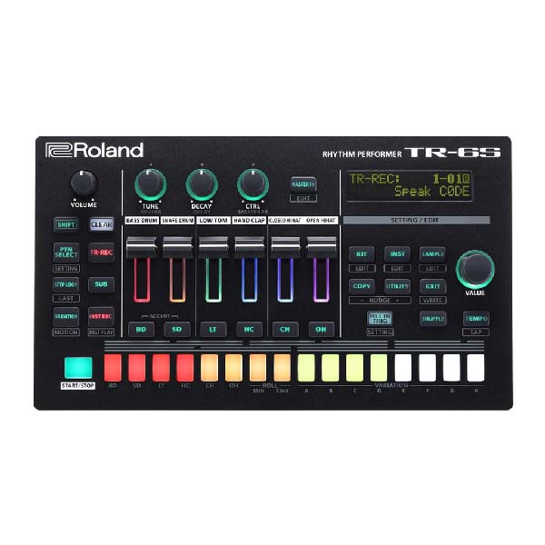 Roland TR-6S Drum Machine Rhytm Performer Lebanon