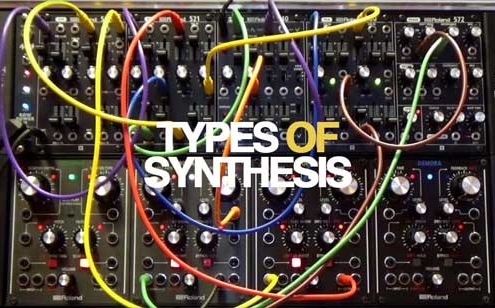 Types of Sound Design Synthesis Lebanon