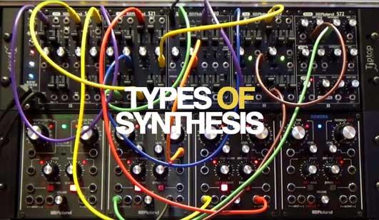 Types of Sound Design Synthesis Lebanon