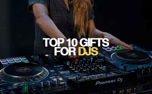 Top 10 Gifts for DJs Performers Lebanon